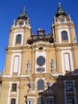 Hinteres Portal der Stiftskirche