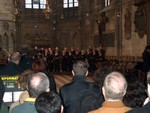 Chor im Stephansdom
