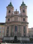 Minoriten Kirche in Eger