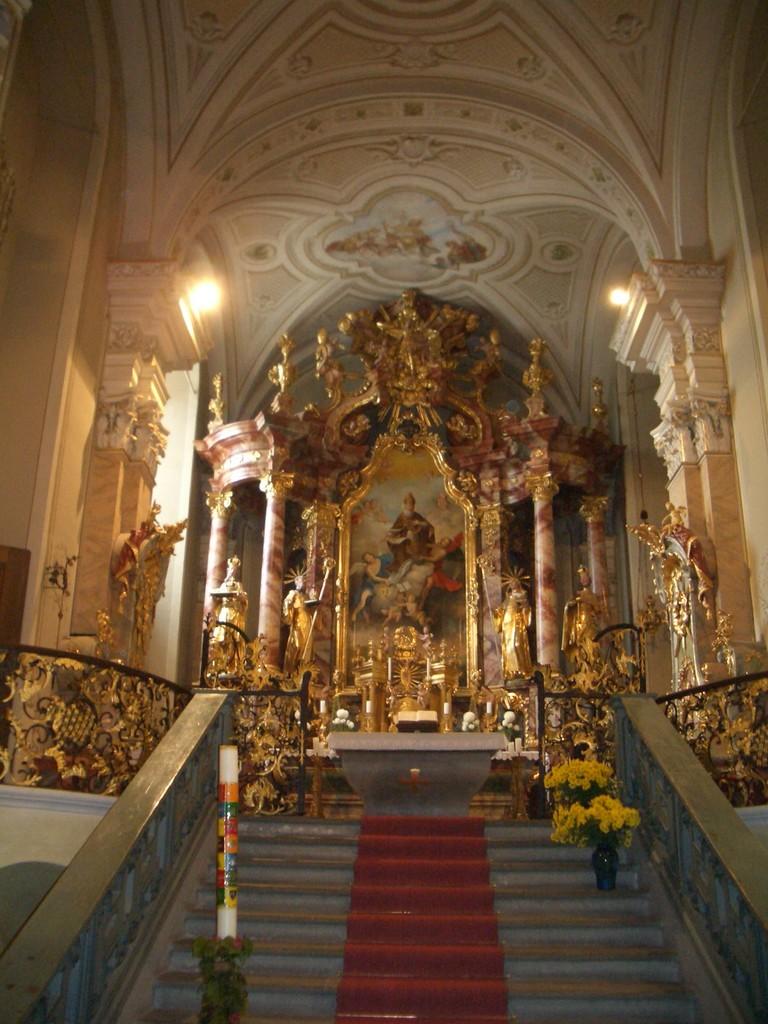 Benediktinerabtei in Tihany